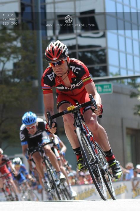 Cadel Evans Pro Cycling