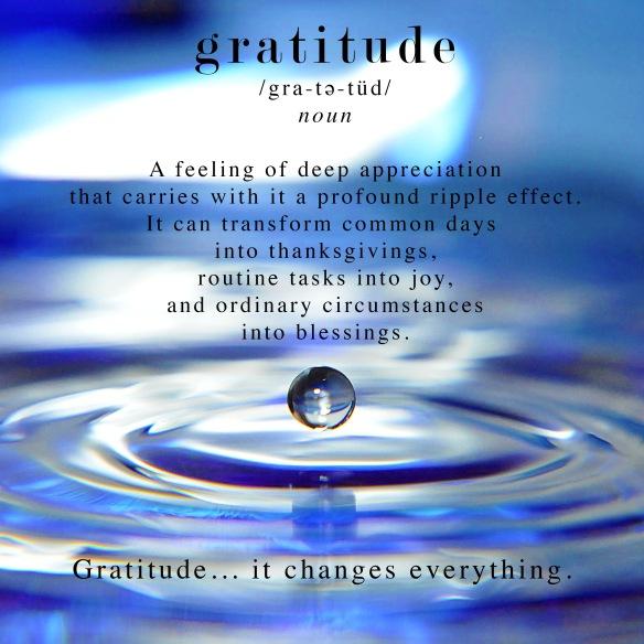 30.gratitude