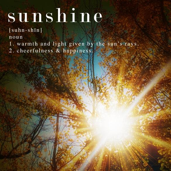 8.sunshine